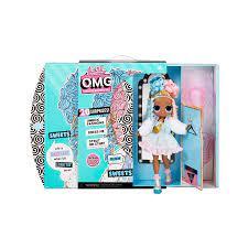 Cô nàng búp bê thời trang OMG - Sweets ngọt ngào