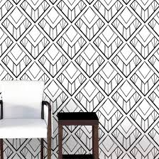 black and white art deco wallpaper on art deco wallpaper for walls with art deco wallpaper art deco style