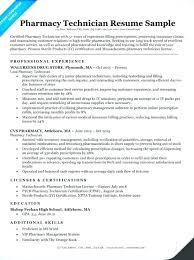 Pharmacy Technician Resume Examples Inspiration Resume Pharmacy Tech Sterile Processing Technician Resume Pharmacy