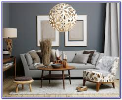 Accent Colors For Blue Grey Walls