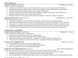 Collection Of Solutions Library Media Specialist Cover Letter Epic