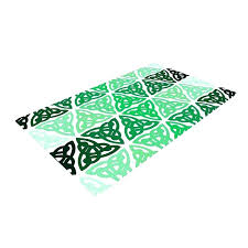 forest green rug area knot outdoor rugs kitchen