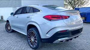 The newly designed front with a stylish diamond grille and tyres of up to 22 inches in size provide for added verve and presence. New Gle Coupe 2020 Gle Coupe 400d Walkaround Review Autobahn Youtube