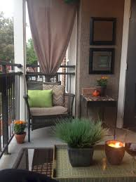 Best 90 Small Apartment Balcony Decorating Ideas Httpsbesideroomco90  Pinterest