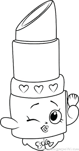 Shopkins Season 2 Coloring Pages Printable Coloring Pages Season 9
