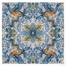 ... Tile mural, floor panel, table top -