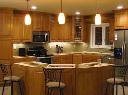 kitchen lighting design ideas. wonderful kitchen lighting ideas with classic chairs design