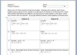 quadratic equation word problems worksheet inspirational word problems involving integers worksheet solving quadratic