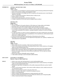 Dentist Resume Examples Templates Forental Assistant Technician