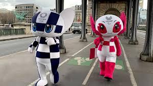 Mascota de los juegos olimpicos japon 2020. Las Redes Arden Con Tokio 2020 Tras Mostrar A Sus Mascotas Felices De Tour Por Europa As Com