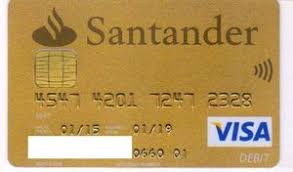 For one, the credit card act protects consumers from unfair. Bank Card Santander Santander United Kingdom Of Great Britain Northern Ireland Col Gb Vi 0087