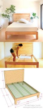 in this detailed step by step tutorial i will share with you our free diy bed frame with headboard building plan plus everything we have learned in this