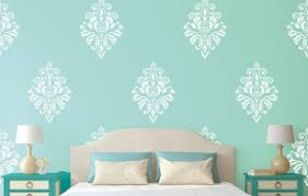 Stencil Designs Buy Online Rich Tapestry Asian Paints Wall Fashion Stencil Buy