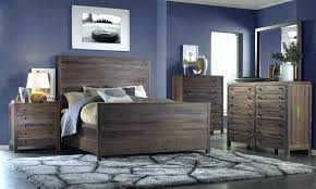 Modern Rustic Bedroom Sets Furniture For Sale Image Of Queen Stores