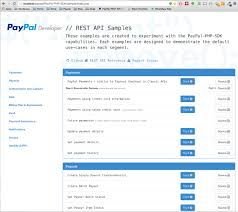 Samples Of Invoices For Payment Php Paypal Invoice Integration Stack Overflow 20