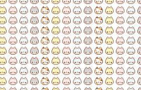 cute cat pattern wallpaper. Contemporary Cat Cute Cat Pattern Wallpaper  Photo3 And Cat Pattern Wallpaper A