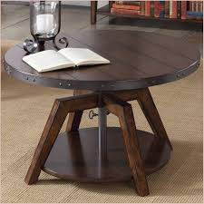 convertible coffee table to dining visual hunt converts game round adjule h