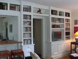 Built In Bookshelf Ideas Built In Bookshelves Plans American Hwy