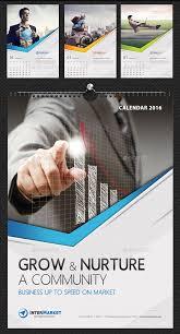 Calender Design Template 21 Best Calendar Templates For 2016 Web Graphic Design Bashooka
