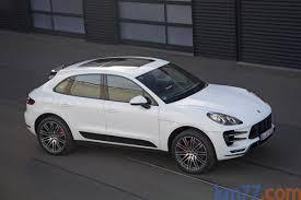 Porsche Macan Macan Turbo Gama Macan Todo terreno Blanco Exterior ...