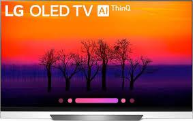 3 LG OLED65E8PUA 4K Ultra HD