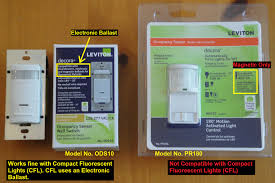 how to install an occupancy sensor light switch leviton occupancy sensor switch model ods10 versus pr180
