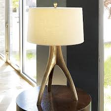 View in gallery Sculptural table lamp