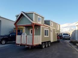 gooseneck tiny house. Image Of: Urban Tiny House On Gooseneck Trailer Plans H