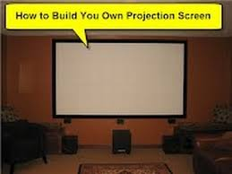 projector wall paintTurn Your Wall Into A DIY Projector Screen  Lifehacker Australia