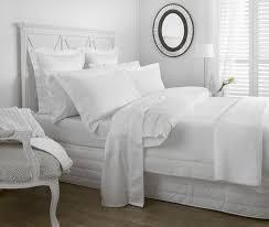duvet cover set white from white