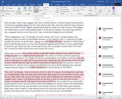 Qualitative Data Analysis Using Microsoft Word Comments Carsten