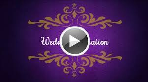 Free Wedding Invitation Video Maker Online Invitations
