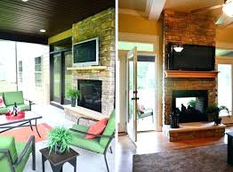 double sided outdoor fireplace two sided gas fireplace indoor outdoor indoor outdoor fireplace two sided gas