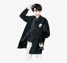 Dihalaman ini anda akan melihat gambar anime cowok yang keren yang keren! Anime Cool Boy With Jacket Hd Boy Gambar Anime Cool Png Free Transparent Png Images Pngaaa Com