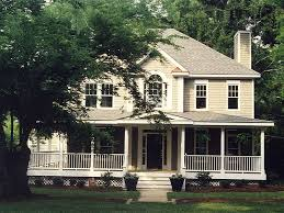 best house plans two story wrap around porch