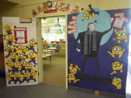Uncategorized Despicable Me Halloween Decorations teacher appreciation 2012 despicable  me theme made all the minions beforehand