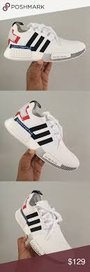 Adidas Nmd R1 White And Black Brand New In Box With Lid