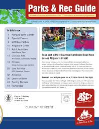 Ofallon Parks And Rec Guide Summer 2013 By City Of O
