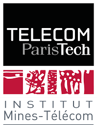 Двойной диплом НГУ telecom paristech Начало knowledge warehouse telecom logo