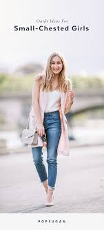 Awesome summer outfits ideas for girls Cute Outfits Popsugar Outfits To Wear For Small Chest Popsugar Fashion
