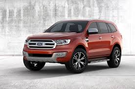 2018 ford lineup. exellent ford 2018 ford everest front view throughout ford lineup r