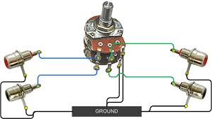 diy passive preamp idea head fi org passive volume control wiring diagram gif