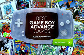 50 best gba games roms of all time
