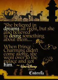 Walt Disney Quotes Classy Walt Disney Quotes Cinderella