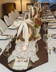 Reception Table Set Up Villa Wedding Table Setup Les Suites Des Presidents Suites
