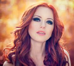 gany red haired