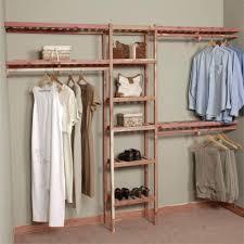closet wall shelves basic ventilated cedar closet wall kit closet organizers wall mount