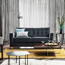 John Lewis Living Room Marvelous Chrome Floor Lamp Living Room Contemporary With Comfy