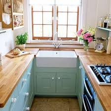 tiny house sink. LOVE Butcher Block Counter Tops And Farm House Sinks! Also Like The Sink Lower Than Counters So You Can Just Wipe Crumbs Right Into It Tiny