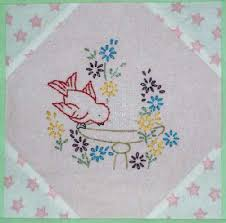 HAND EMBROIDERY PATTERNS BABY QUILTS | Sewing Patterns for Baby & Embroidery Quilting Patterns, Embroidery Patterns Adamdwight.com